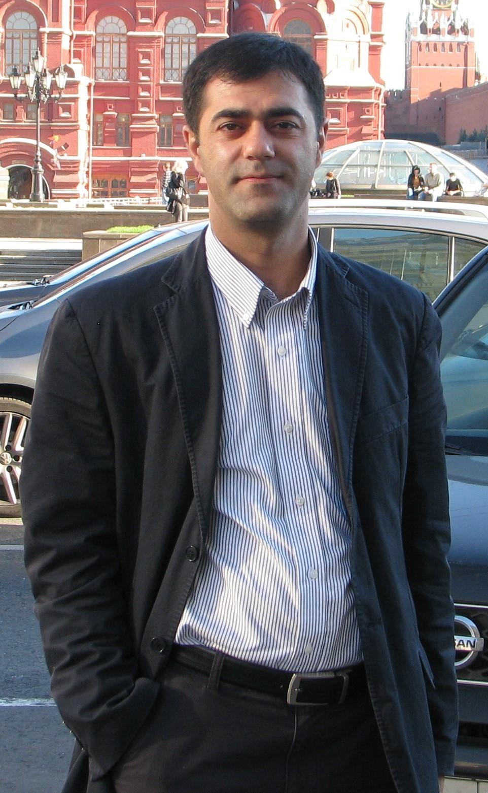 Necmettin Kızılkaya, Assoc. Prof.