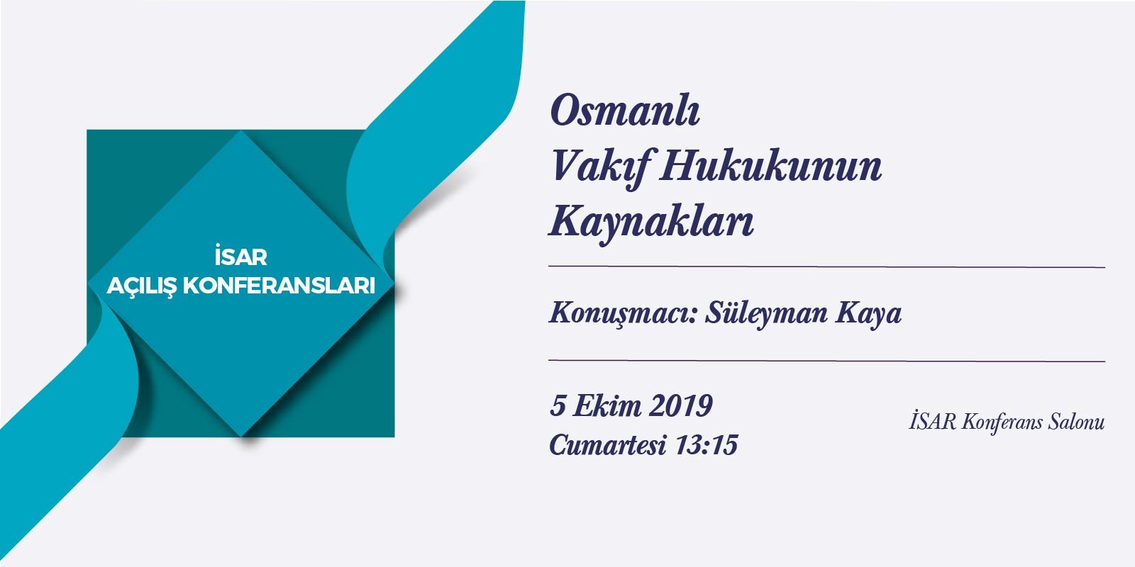 2019 Güz Dönemi Açılış Konferansı Gerçekleştirildi