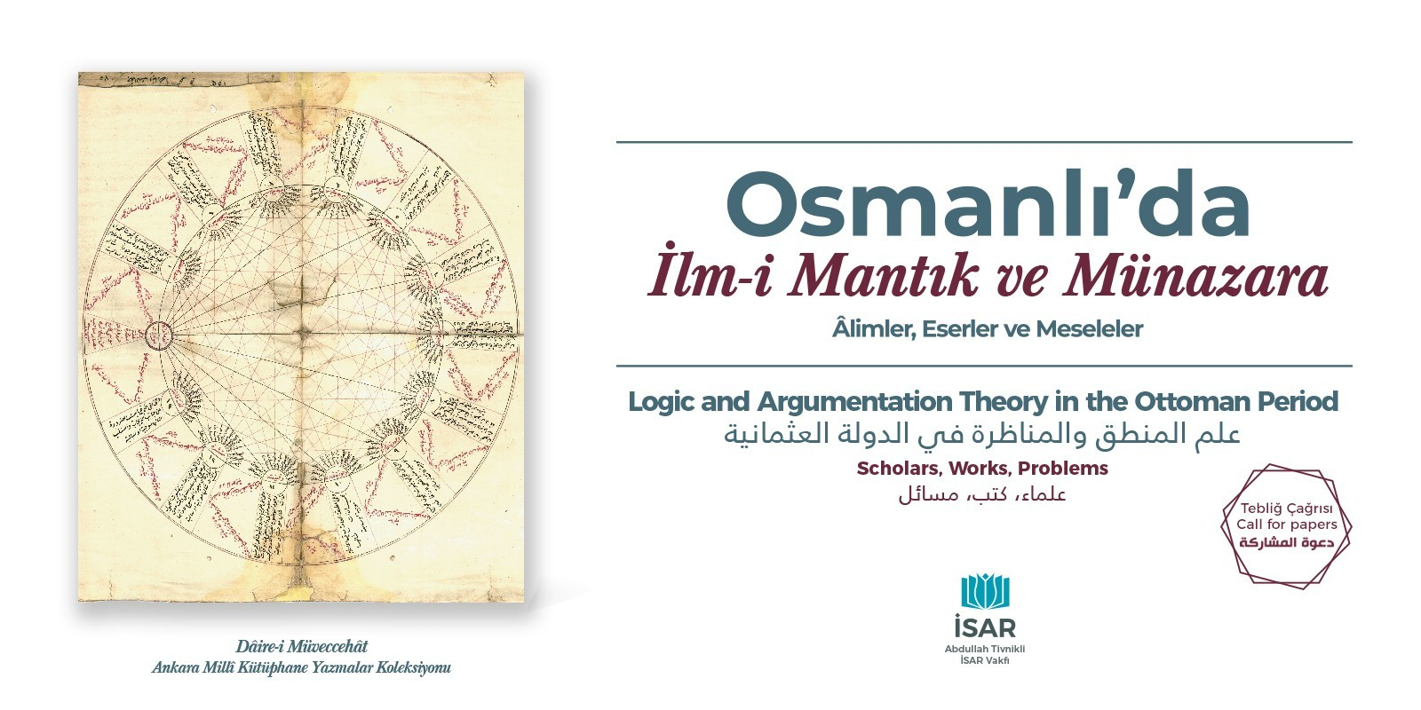 Logic and Argumentation Theory in the Ottoman Period: Scholars, Works and Problems